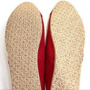 Toms Shoes - [NWOT] TOMS - Red Classic Canvas Shoes